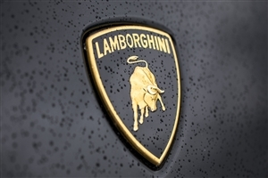 Lamborghini Car Logo HD Wallpaper